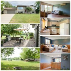 Located in West St Cloud, see yourself with a spacious yard, beautiful patio, and corner lot with a view of the park. Home has had a nice interior face lift to accent the already maintenance free exterior. All new flooring, attractive neutral colors and large entertaining area in the lower level. Priced at $149,900. #MNhomes #centralMN #realestate
