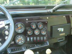 1974 jeep cj5 dashboard - Google Search                                                                                                                                                     More