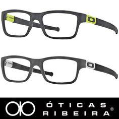 Lançamento da Oakley! Nova armação para óculos de grau Marshal, modelo masculino! Em acetato fosco e resistente, o Oakley Marshal pode ser usado tanto para praticar esportes como para o dia a dia! Fica ótimo com lentes Transitions!  Disponível em nossa loja matriz, mas despachamos para todo o Brasil, deixe sua mensagem!  Veja mais óculos da Oakley em nosso Instagram http://instagram.com/p/mC_QZBnX8I/  (Fonte: Oakley)
