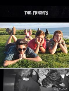 My new favorite band THE FRIGHTS