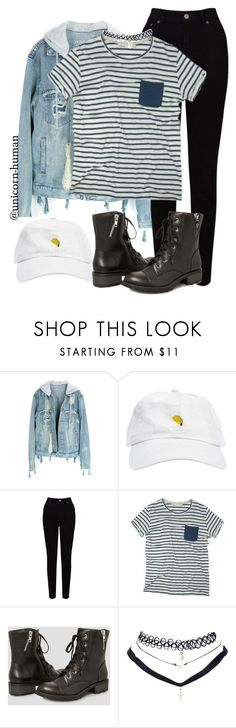 """""""Untitled #2587"""" by unicorn-human on Polyvore featuring EAST, Ashley Stewart and Wet Seal"""