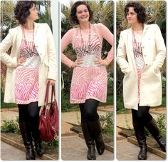 blog vitrine @ugust@ LOOKS   por leila diniz: 3 looks da semana passada em um único post... em comum? Nos 3 há peças de brechó.