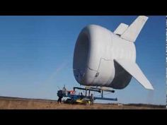 High strength tethers hold the BAT steady and send electricity down to the ground. The lifting technology is adapted from aerostats, industrial cousins of blimps, which have lifted heavy communications equipment into the air for decades. #environment #technology #green energy