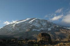 Beklimming Kilimanjaro 4e dag