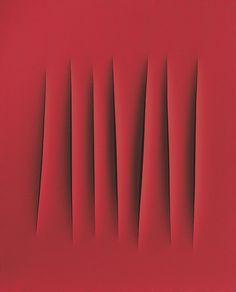 Lucio Fontana (1899-1968) Concetto spaziale, Attese @DestinationMars