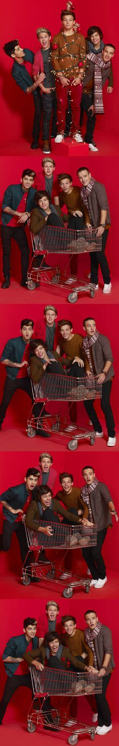 who thinks 1D should make a Christmas album repin if u think so and keep it going.