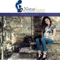 Catalogo Collezione Primavera Estate 2013 - Nona Luna - Fashionable Maternity Boutique