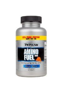 Twinlab Amino Fuel Tablets, 60 Count (Pack of 2) by Twinlab. $18.22. High-tech protein that is easily digested, absorbable and utilizable to maximize growth and optimize protein synthesis. Research shows that when taken orally, peptide-bonded amino acids increase nitrogen retention and are superior for achieving optimum muscle growth. 1000 mg l-carnitine, branched-chain amino acids and peptide bonded and free amino acids per tablet. Twinlab Amino Fuel Tablets are an amino a...