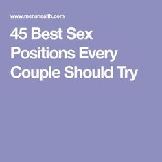 Last longer, have more fun, and enjoy mind-blowing orgasms with our sex position playbook. Relationship Challenge, How To Improve Relationship, Fun Couple Activities, Text For Her, Best Oral, Sex Quotes, Positivity, Couples, Marriage