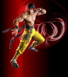 Marshall Law - Characters & Art - Tekken 7