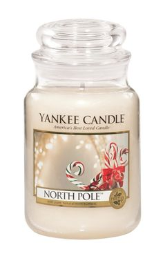 YANKEE CANDLE ~ NORTH POLE ~~
