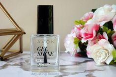 Review of Avon Gel Shine Nail Enamel - Top Coat