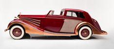 1937 Rolls Royce Phantom Iii Sedanca De Ville Freestone Webb Classic Car For Sale Auction- Barrett-Jackson Auction Company - World's Greatest Collector Car Auctions