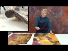 This blog is no longer active but all our content is still here and accessible.: Tray dyeing with Ann Johnston