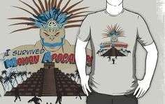 Mayan Apocalypse by deadgreysnow