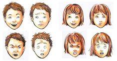 Psychická příčina nemocí: Každá emoce je propojena na konkrétní orgány Fun Quizzes To Take, Fun Personality Quizzes, Emotion Faces, Deaf Children, Emotional Child, Playbuzz, Latest Books, Working With Children, Funny Faces