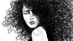 curly draw - Pesquisa Google