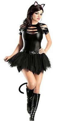 Catsparella: Your Somewhat Ultimate Guide To Dressing Like A Cat This Halloween ^