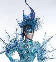 Bildergebnis für under the sea dance costumes Seahorse Costume, Fish Costume, Merman Costume, Cool Costumes, Cosplay Costumes, Halloween Costumes, Costume Ideas, Cute Dance Costumes, Crazy Costumes