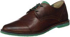 Oferta: 75€ Dto: -40%. Comprar Ofertas de El Ganso Botín Bajo Guerrero Piel Marrón - Zapatos de cordones para hombre, color marrón, talla 43 barato. ¡Mira las ofertas!