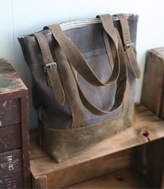 oversized leather bags