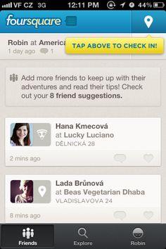 foursquare / Social Networking