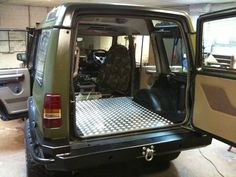 Discovery Rust - Boot, Sills and Wings | LandyZone - Land Rover Forum