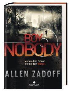 """[Rezension] Allen Zadoff: """"Boy Nobody"""" (4 von 5 Sternen)"""