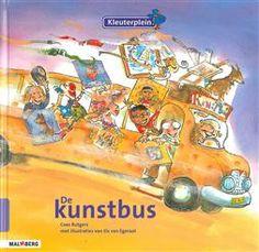 Kleuterplein - Prentenboek De kunstbus
