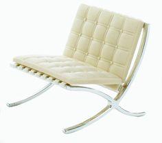 Miniature Barcelona Chair