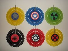 Hang from the ceiling in my superhero classroom. (item sold inspiration only) Superhero Classroom Theme, Superhero Room, Art Classroom, Classroom Themes, Avengers Room, Avengers Birthday, Superhero Birthday Party, There Goes My Hero, Reading Themes