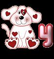 Y ~ GIF S Gif, The Letter Y, Alfabeto Animal, Cute Alphabet, Different Fonts, Safari, Minnie Mouse, Disney Characters, Fictional Characters