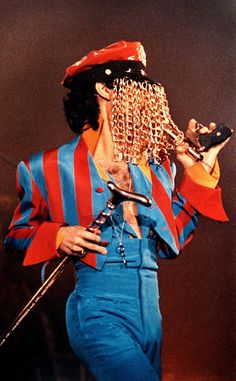 Fashion Icon from Prince: A Life in Pictures  The singer was famed for his often eclectic wardrobe.