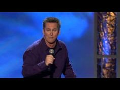 """▶ Brian Regan (The Epitome Of Hyperbole) Full Show - YouTube (35:47 ~ """"They can put a man on the moon..."""")"""