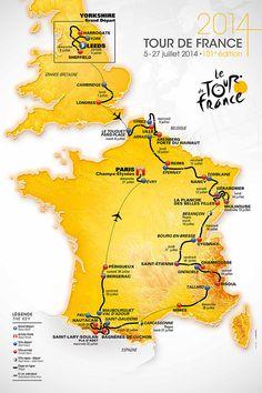 tdf_map_2014.jpg (700×1050)MAPA  TOURS DE FRANCE