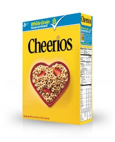 Cheerios® (plain) In the US ingredients are FODMAP friendly.