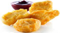 McDonald's chicken nuggets.