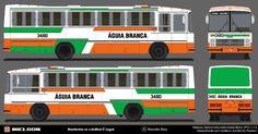 DESENHOS ONIBUSALAGOAS: ÁGUIA BRANCA  3480 Mercedes Benz, Onibus Marcopolo, Daimler Ag, Busses, Commercial Vehicle, Abs, Vehicles, Geek, Pereira