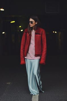 Maja Wyh Is Proof That Loose And Oversized Can Still Mean Sexy | Fashion | The Debrief