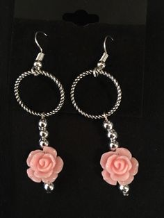 A personal favorite from my Etsy shop https://www.etsy.com/listing/486989213/pink-flower-to-love
