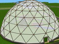 S3->2 Conversion: Domes!
