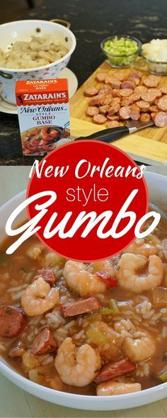 Put a New Orleans twist on your holidays with this fun and flavorful Creole Gumbo recipe!