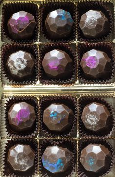 Truffle Boxes, Cake Truffles, Chocolate Lovers, Truffles