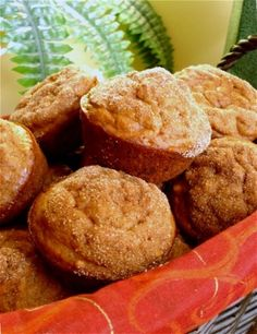 These are the original Bran Buds Cereal Muffins that my Auntie Anne made for me years ago and are now known by all as Auntie Annes Muffins. She has standing orders to have to have the stack of recipes waiting by the door whenever we eat there b/c Ill be asking for EVERY single recipe. She is THAT good of a chef. Batter keeps up to 6 weeks in the fridge! Just the right balance of healthy vs. yummo! Healthy Muffin Recipes, Healthy Muffins, Baby Food Recipes, Baking Recipes, Breakfast Recipes, Vegan Breakfast, Cupcake Recipes, 6 Week Bran Muffin Recipe, Single Recipe