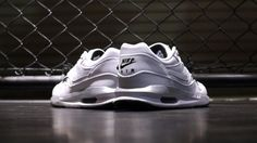 Nike Air Max Lunar1 Deluxe White Black | Kix and the City |