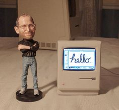 The World's Smallest Working Macintosh!