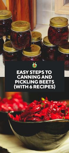 Easy Steps to Canning and Pickling Beets (with 6 Recipes)