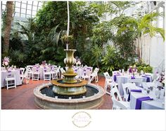 The Palm Room | Franklin Park Conservatory | Two Maries Fine Art Wedding Photography | www.twomaries.com