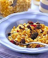 Home made Granola. Weight watchers