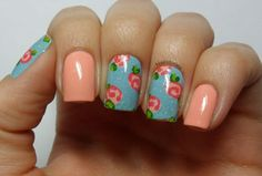 We love vintage manicures CLICK.TO.SEE.MORE.eldressico.com